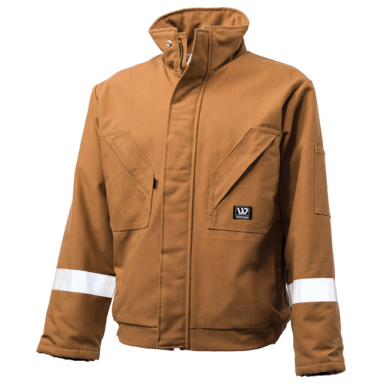Flame Retardant Duck Jacket