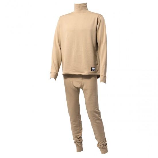 Grid Fleece Thermal FR Under Garment